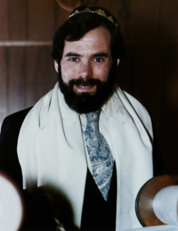 Rabbi Paul Tuchman