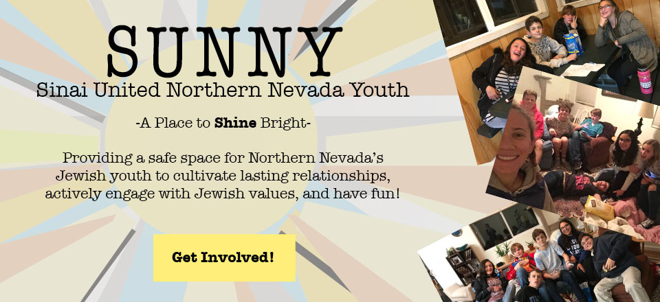 SUNNY - Sinai United Northern Nevada Youth