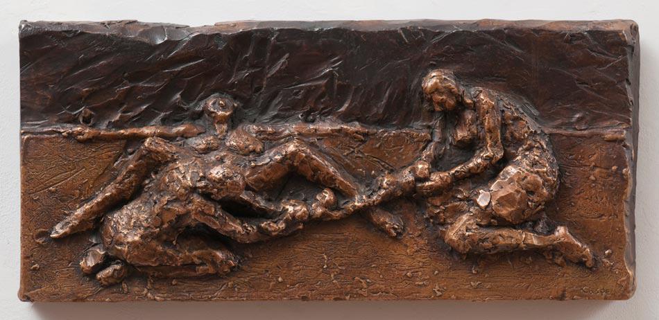 The Birth of Jacob and Esau (Lynda Caspe)