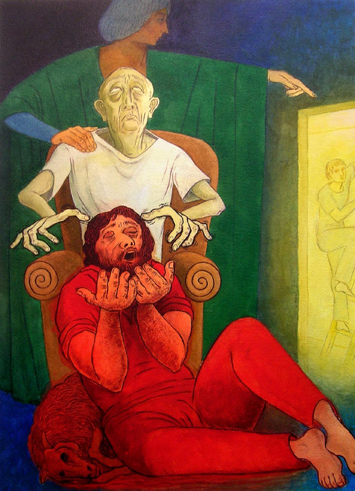 The Cry of Esau (Alan Falk)