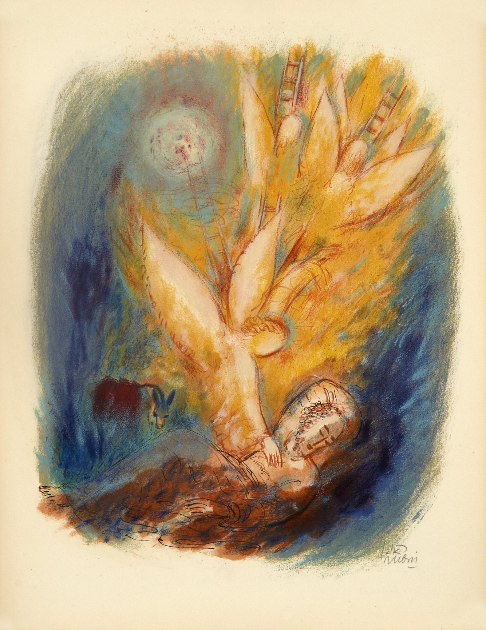 Jacob's Dream (Reuven Rubin)